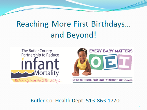 SEPTEMBER IS INFANT MORTALITY AWARENESS MONTH